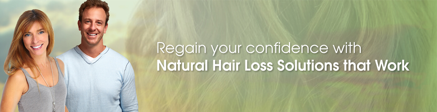 Natural Hair Loss Solutions in Brisbane