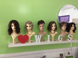 Male and Female Custom Wigs Brisbane